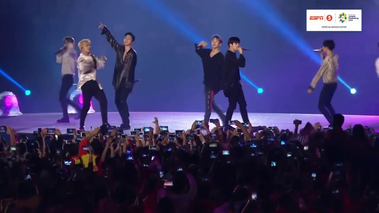 DOWNLOAD IKON Love Scenario + Rhythm Ta At Closing Ceremony