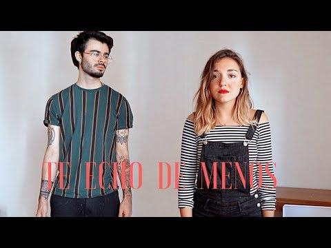 Te echo de menos - Beret (cover by Sofia y Ander )