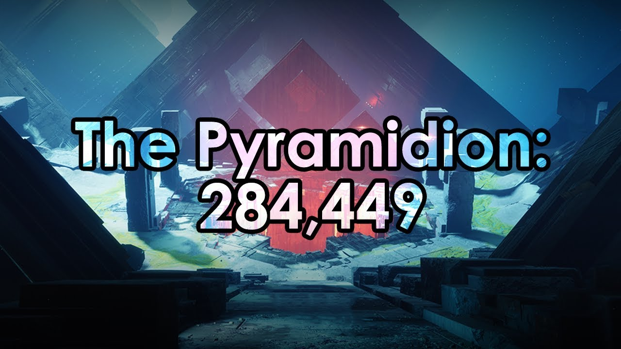 Destiny 2: The Pyramidion - 284,449 Score & Optimal Nightfall Threshold  Modifiers