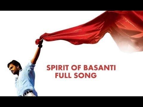 Spirit Of Basanti Song - Basanti Movie Full Songs - Goutham Brahmanandam, Alisha Baig