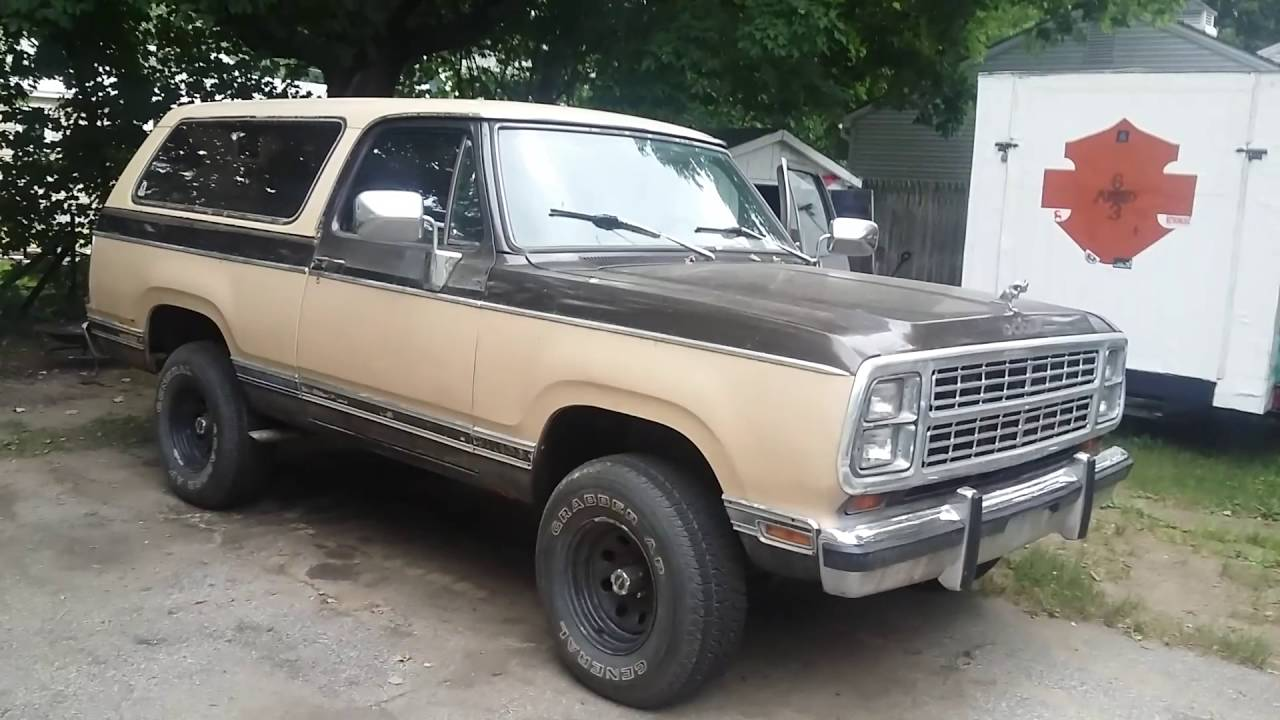 sale watch ramcharger for dodge