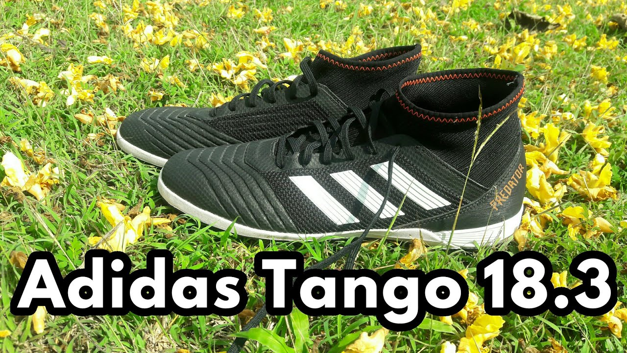 b356bbebfedbb Adidas Predator Tango 18.3 (Test   Review) - YouTube