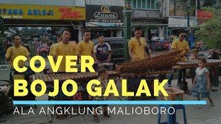 Download lagu BOJO GALAK ala Angklung Malioboro Lihat yang Jogetnya MP3