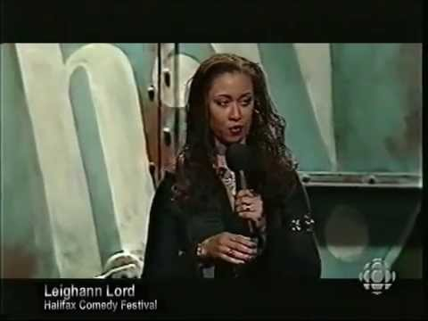 Leighann Lord Halifax Comedy Festival