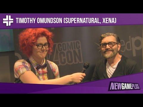 Timothy Omundson (Supernatural, Xena) - NG+ Interview