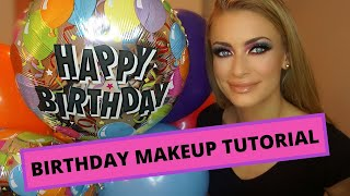 Makeup Tutorial Using 39L HitTheLights Morphe Palette(NEON) + GIVEAWAY!!! (gone wrong?!😓)