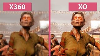State of Decay – Xbox 360 vs. Xbox One Year-One Survival Edition Graphics Comparison [60fps][FullHD]