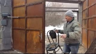 "Монтаж ООО ''РОМЭРСОН"" улица Киликия,автоматизация гаражных ворот"