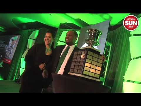 Corey Chamblin - CFL coach of the year