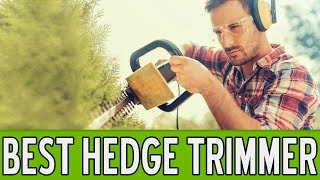13 Best Hedge Trimmers 2018