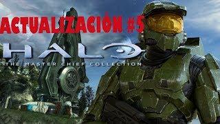 Halo: TMCC Insider actualización #5 | HaloWaypoint | Julio 2018