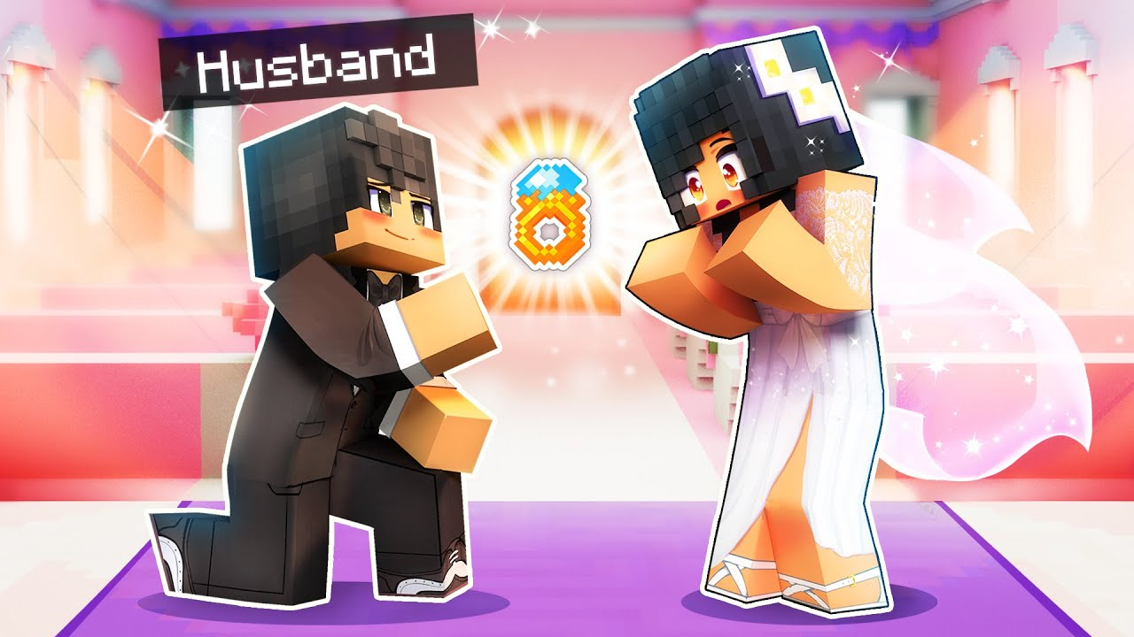 Download I Married Aaron In Minecraft!