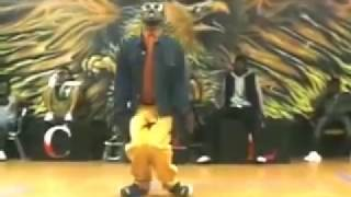 странные танцы негров