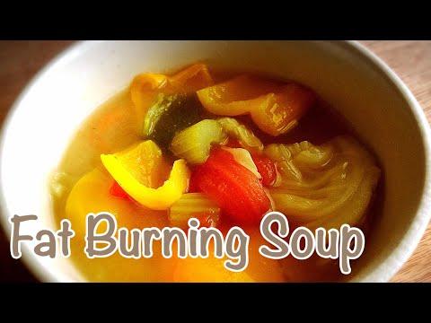 Fat Burning Suop (Vegan) / 脂肪燃焼スープでデトックス ビーガンレシピ #34