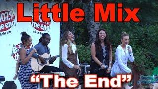"""Little Mix - """"The End"""" ACAPELLA at Splash Bash"""
