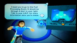 Space Camp Wii Walkthrough w/commentary part 5