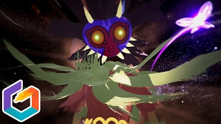 """""""A Terrible Fate"""" - Painting a Scene from ZELDA in VR! (Tilt Brush + HTC Vive)"""
