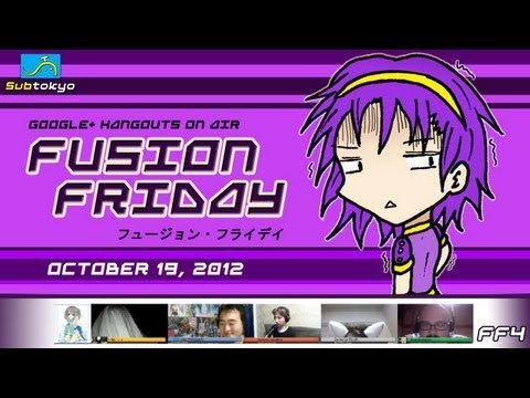 Fusion Friday!! Episode 4: Episode of FEAR with SLENDER