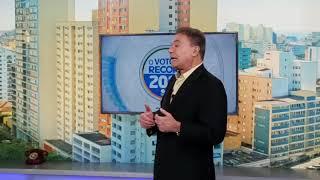Balanço Geral da Record TV em Campinas