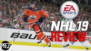My NHL 19 Review (EASHL Gameplay)