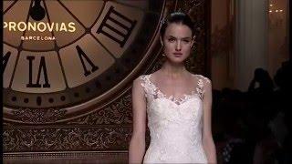 Роскошные свадебные платья Pronovias 2016 года