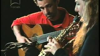Marcello Gonçalves e Daniela Spielmann - Espaço Cultural - Parte 1
