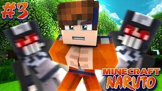 Oops Club Minecraft Naruto #3 | Ninja Làng Sương Mù (minecraft role play)