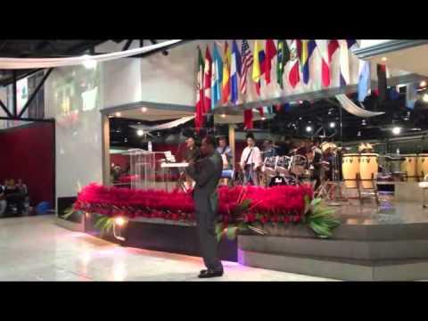 Profeta Ronny Oliveira , Día 2,  Worship Center Costa Rica 2013