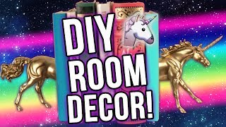 DIY UNICORN Room Decor?! | Garage Sale Swindle