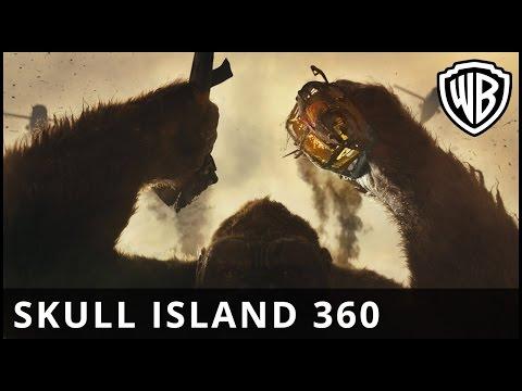 Kong: Skull Island – Skull Island 360 Experience – Warner Bros. UK