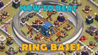 CRUSH TH11/TH12 RING BASES: How to 3 Star Common Anti 2 Star Internet Ring Bases