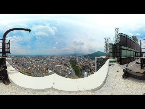 Video 360 Vista Desde La Terraza De La Torre De Cali 2018
