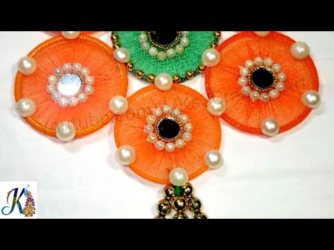 Diy Diwali Decoration Ideas Best Out Of Waste Old Bangles