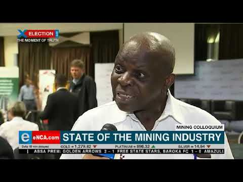 State of the mining industry