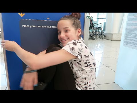 Airport Security Breach (WK 276.7) | Bratayley