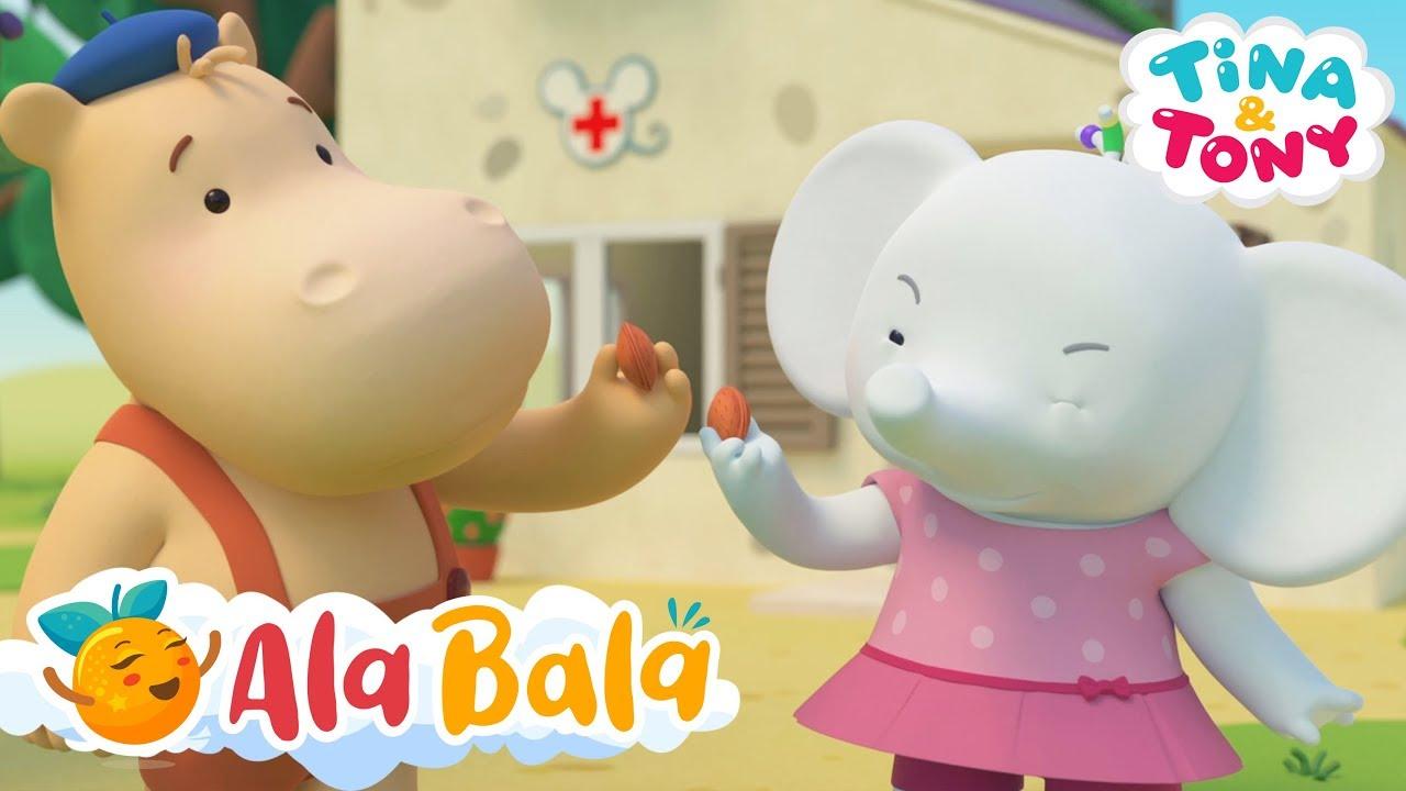 Prune (Ep 14) Tina și Tony - Desene animate în dublate în limba română | AlaBala
