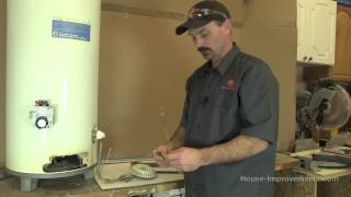How To Replace A Water Heater Thermocouple