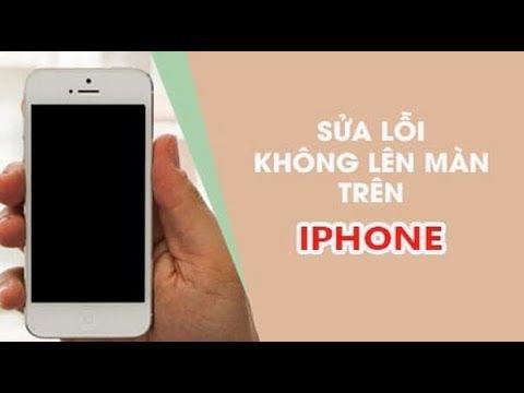 [ CHIA SẺ ] Hướng dẫn Cách khắc phục lỗi iPhone không lên màn hình, bị tối đen, chế độ DFU, IOS