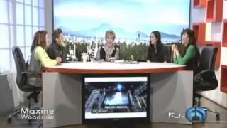 Christian Meier, Victoria Ruffo y Ariadne Díaz en 'Todo Para La Mujer' 2/06/2014