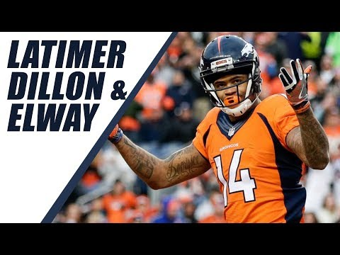 Cody Latimer Gets Pepper Sprayed