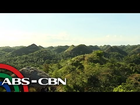 Mala-Chocolate Hills sa Albay, dinarayo | Bandila