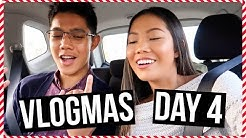 Vlogmas Day 4 || WE'RE OBSSESSED WITH MOANA?!?