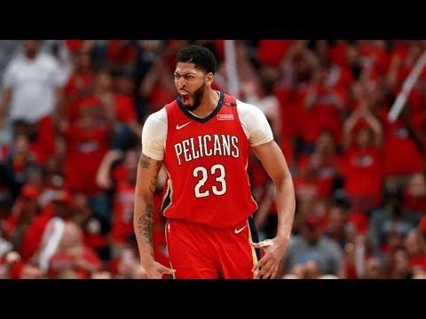 Pelicans 3-0! Anthony Davis, Mirotic Combine 58 Points! 2018 NBA Playoffs