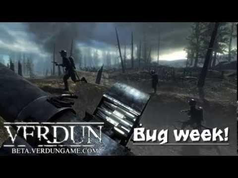 [Verdun Game] Bugs Week |