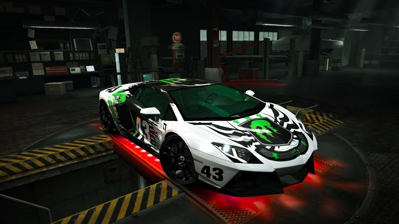 Need For Speed World Lamborghini Aventador Junniorboy Eq Monster Br Youtube