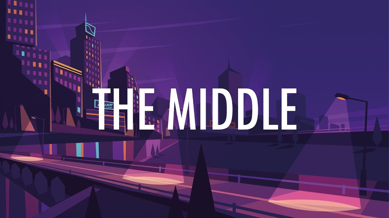 Zedd Maren Morris Grey Ndash The Middle Lyrics Youtube