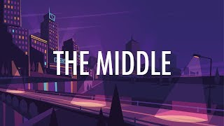 Zedd, Maren Morris, Grey – The Middle  Lyrics  🎵