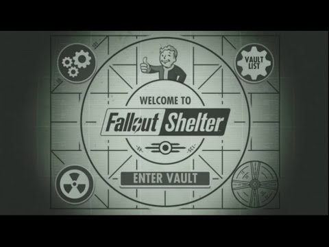 Fallout Shelter Gameplay - Part 16 - Max Luck