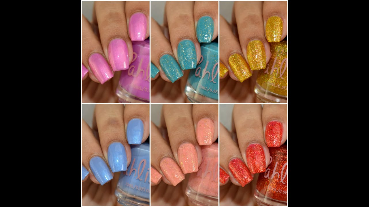 Pahlish: The Antiquity collection