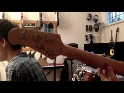 Jacob Collier rehearsal - Ancona (warts & all)
